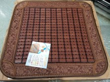 Bamboo Charcoal seating mats 竹炭座墊